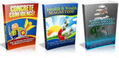 Thumbnail 3 PLR eBook - Concrete Confidence, Health & Wealth Magnetism