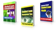 3 Student Loan Reports Pack (PLR)