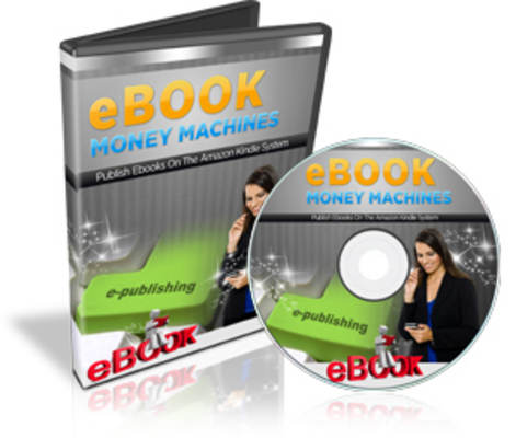 Product picture eBook Money Machines Videos (PLR)